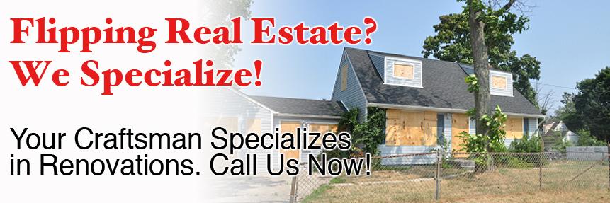 Real Estate Flips
